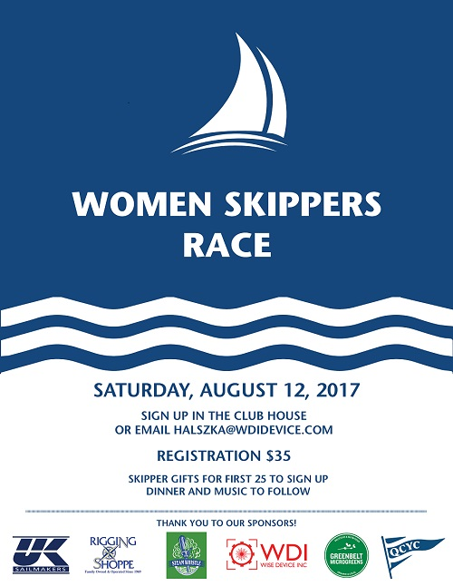 2016 Women Skippers Race