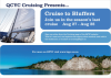 Bluffers Park Yacht Club Cruise Poster